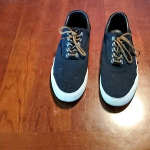 Polo Men shoes are size 11.5
